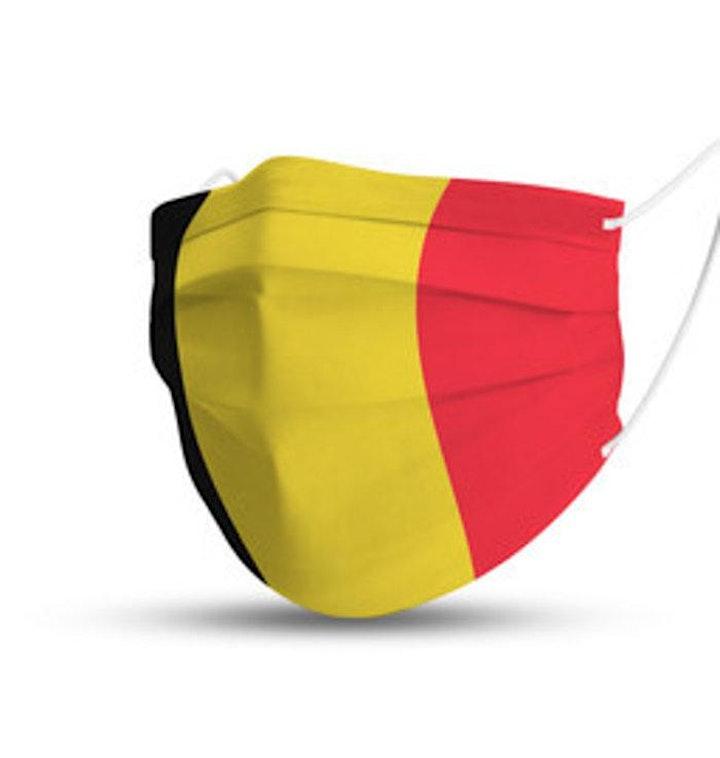 Afbeelding van Départ EK 2021 Finland - België