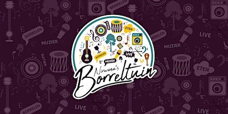 Nirwana's Borreltuin // 8 augustus tickets