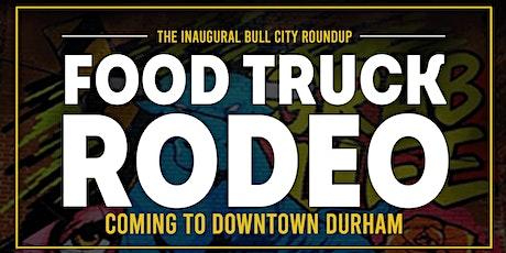 Bull City RoundUp Food Truck Rodeo & Vendor Market tickets