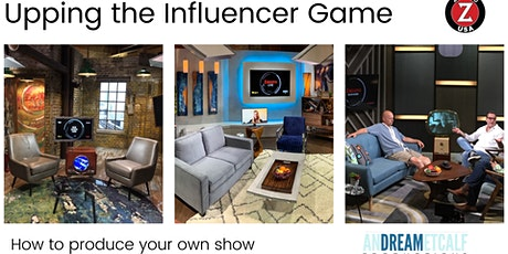 Evening Edition: Upping the Influencer Game - How to Produce Your Own Show tickets