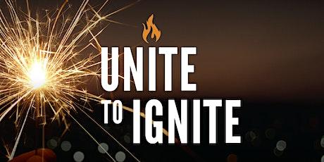 Unite to Ignite tickets