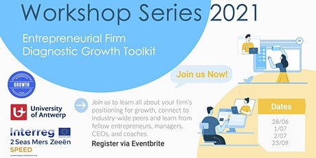 Interactive Workshop Series: Diagnostic Growth Toolkit tickets