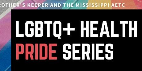 LGBTQ+ Health Pride Series tickets