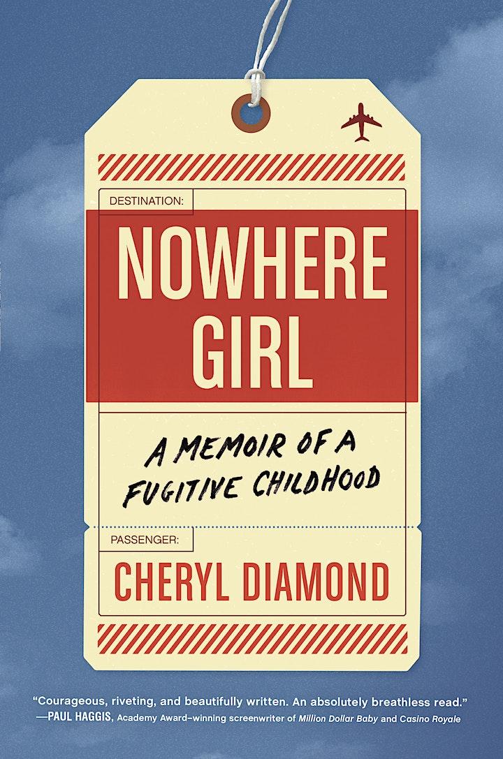 READER MEET WRITER: CHERYL DIAMOND image