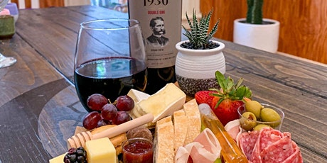 Wine Tasting, Charcuterie & Succulents tickets