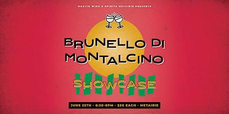 Brunello Di Montalcino Showcase tickets