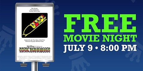 FREE Family Movie Night Cool Runnings tickets