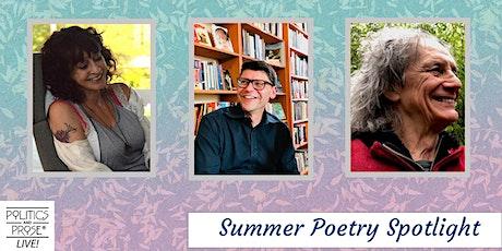 P&P Live! Summer Poetry Spotlight tickets