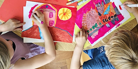 PAINTING FOR KIDS: Camping tickets