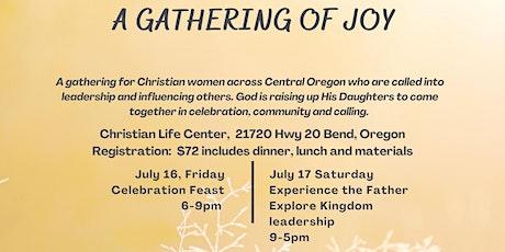 Gathering of Joy tickets
