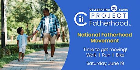 National Fatherhood Movement tickets