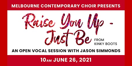 Raise You Up Open Vocal Session tickets