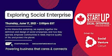 Exploring Social Enterprise tickets