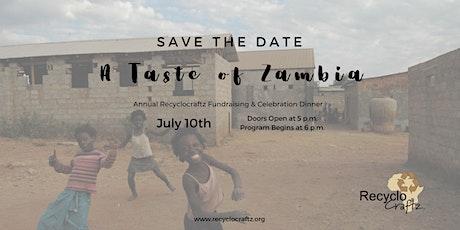 A Taste of Zambia tickets