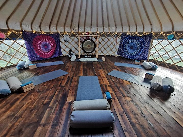 Deep Divine - Restorative Yoga, Breathwork & Sound Healing image
