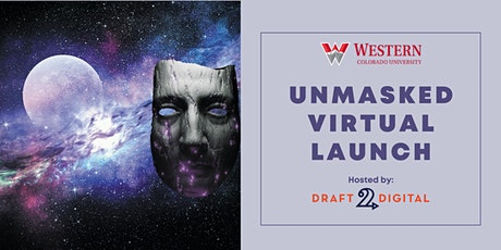 UNMASKED Virtual Book Launch + Celebration tickets