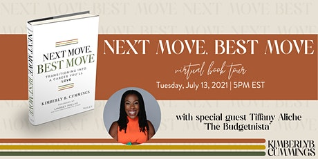 Next Move, Best Move Virtual Book Tour with special guest Tiffany Aliche tickets