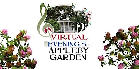 Virtual Evenings in Appleby Garden Concert Series tickets