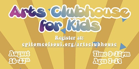 Arts Clubhouse for Kids tickets