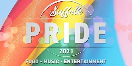 Suffolk Pride 2021 tickets