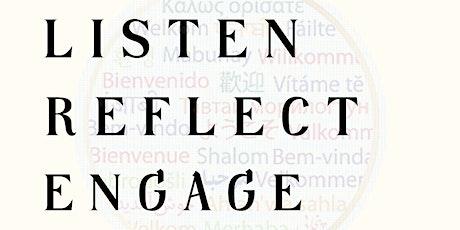 Listen, Reflect, Engage! [Squamish] tickets