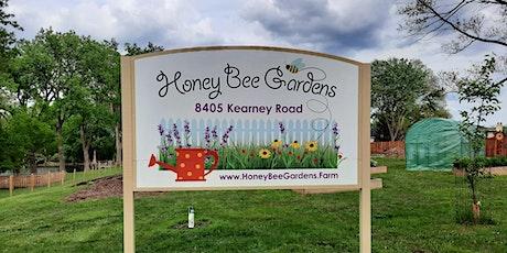 Honey Bee Gardens Farmer's Market tickets