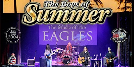 Music of the Eagles with Boys Of Summer at Crawdads tickets