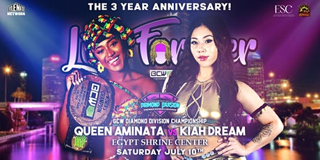 #GCW20: Live Forever II tickets