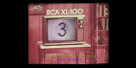 Groove Tube TV  Secret Speakeasy Sunday June 20th 7pm tickets