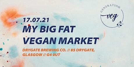 My Big Fat Vegan Market billets