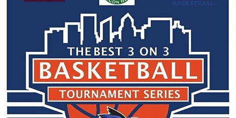 3 on 3 Basketball Tournament  @ Mona Lake tickets