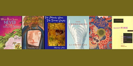 Good Trouble Reading Group -- Asian American and Pacific Islander Poetry tickets