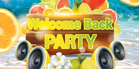 Welcome Back Party tickets