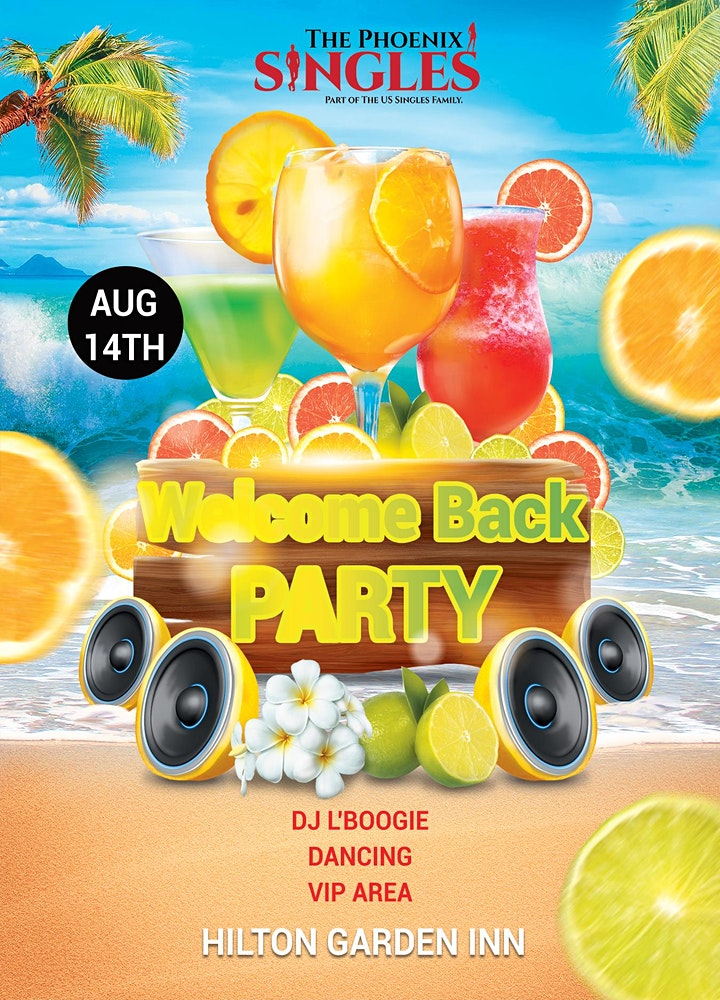 Welcome Back Party image