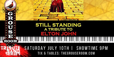 TRIBUTE BAND SERIES: Still Standing, A Tribute to Elton John tickets