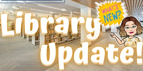 Library Update! tickets