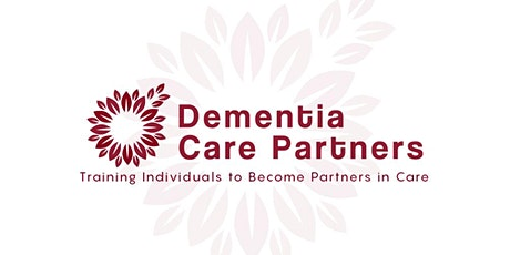 Dementia Care Partners August Training tickets