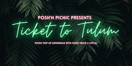 Ticket To Tulum Picnic Pop-Up tickets