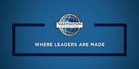 2021 District 54 Toastmasters Online TLI #1 tickets