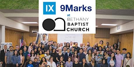 Bethany Baptist Church Weekender tickets
