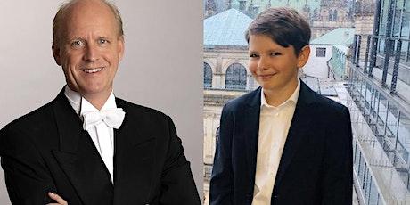 Klavier-Konzert mit Michael Dorner & Henri Bertheau Tickets