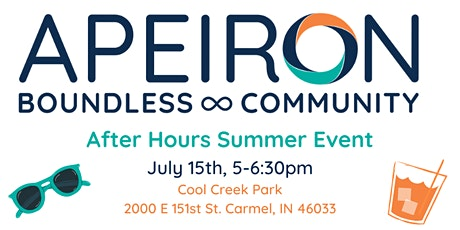 Apeiron After Hours Summer Event tickets