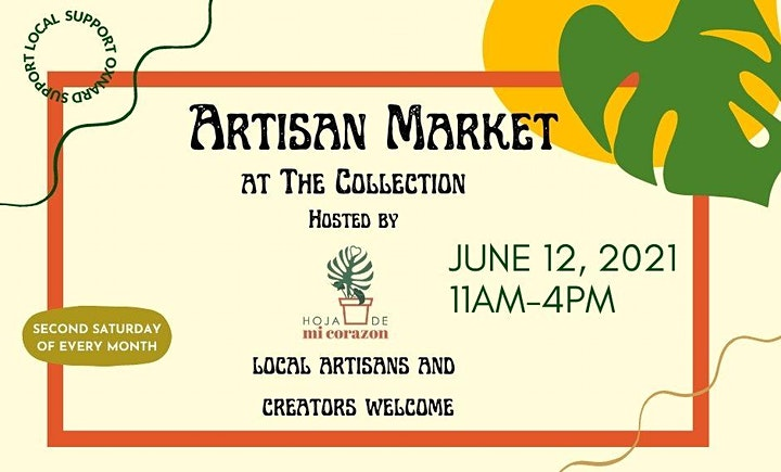 Artisan Market at The Collection at RiverPark Hosted by Hoja De Mi Corazon image