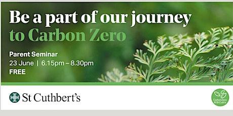 Carbon Zero Parent Seminar tickets