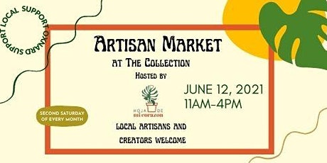 Artisan Market at The Collection at RiverPark Hosted by Hoja De Mi Corazon tickets
