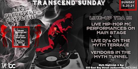 Transcend Sunday at Myth Nightclub | Sunday, 06.20.21 tickets