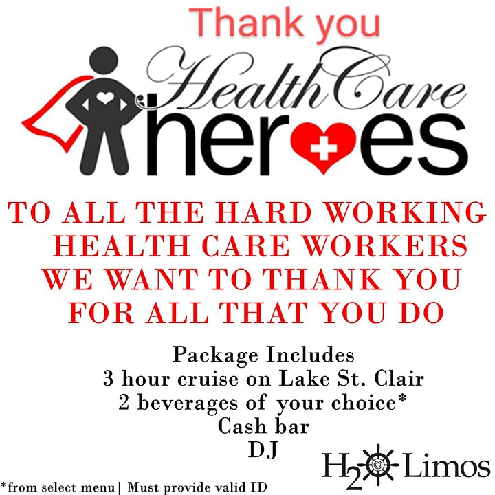 HEALTHCARE APPRECIATION CRUISE image