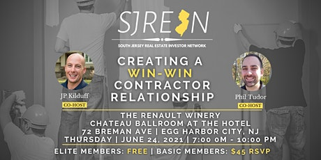 Creating a Win-Win Contractor Relationship tickets
