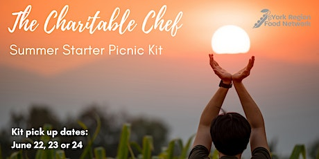 The Charitable Chef - Summer Starter Picnic Kit tickets