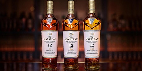 Whiskey Stories™: Mysteries Of The Macallan.(Virtual.W Home Kit) tickets